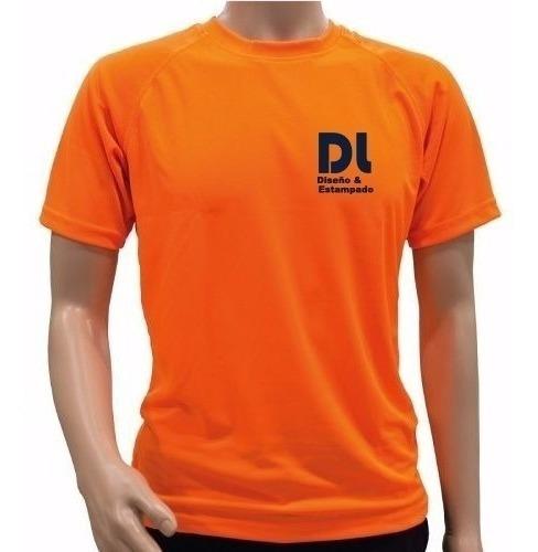 camiseta dry fit personalizada xs al xxl excelente calidad