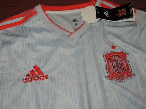 camiseta españa alternativa 6 a 1 argentina talle s nueva