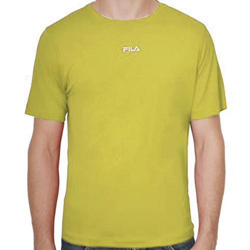 camiseta fila basic light il running training de hombre azul