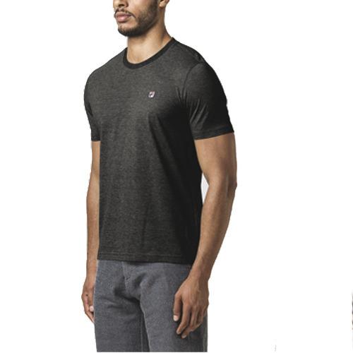 camiseta fila basic light il running training de hombre gris