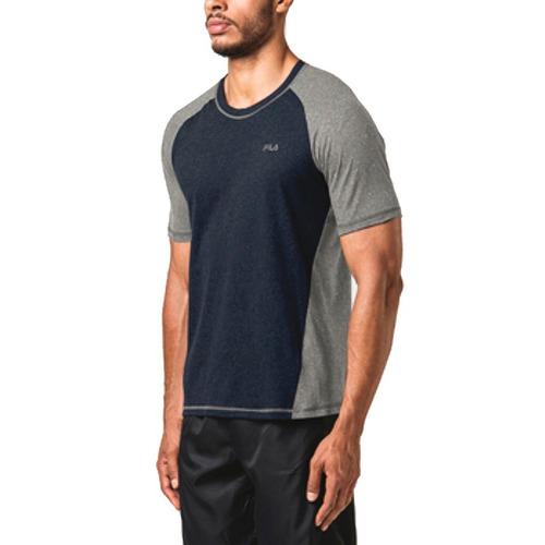 camiseta fila joy remera deportiva de entrenamiento hombre