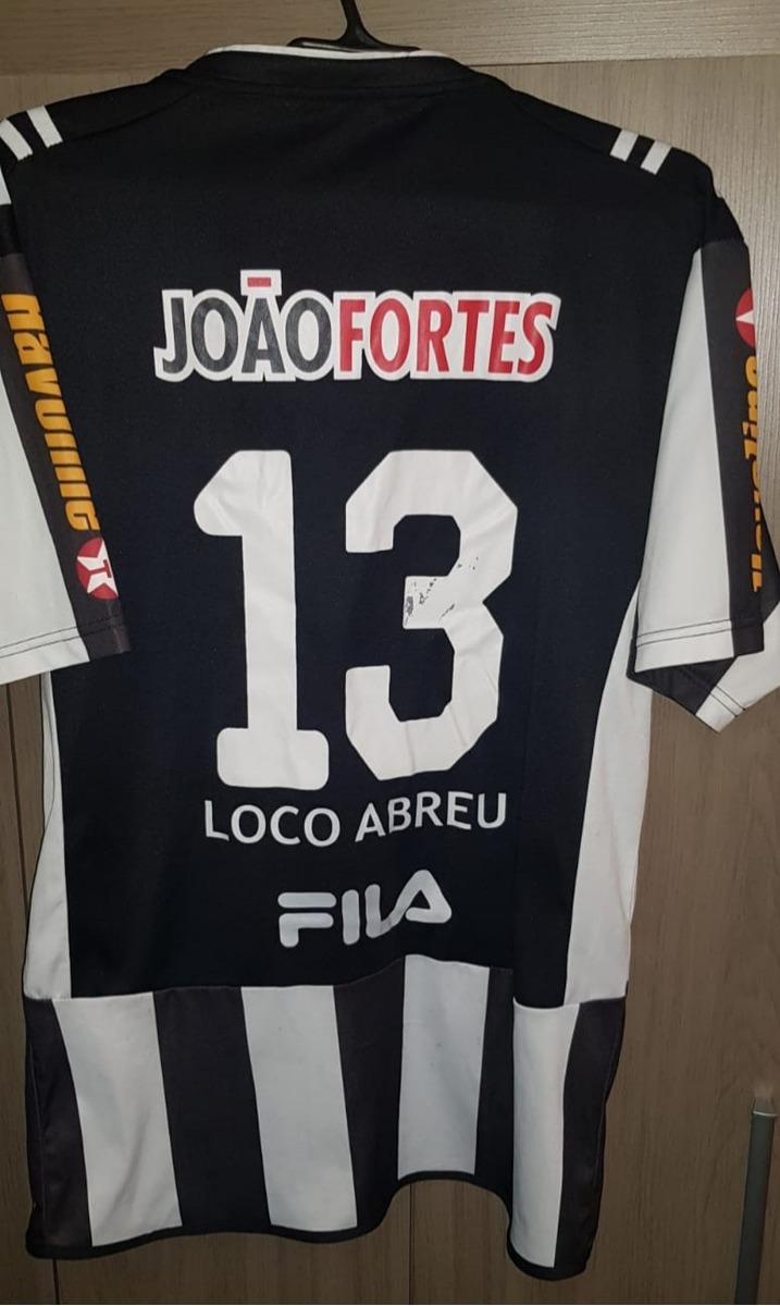 Camiseta Fila . Loco Abreu . Botafogo - $ 2.000,00 en Mercado Libre
