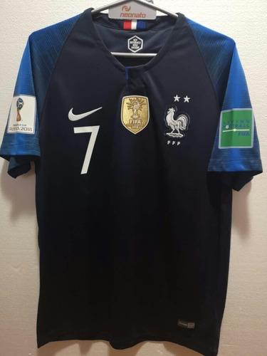camiseta francia.talle 2xl.nueva