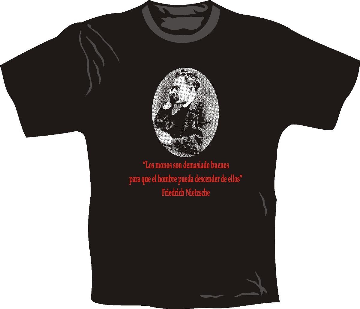 9bc07b0d9 camiseta friedrich nietzsche. Cargando zoom.