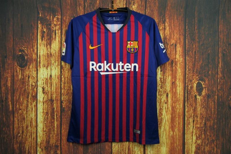 camiseta futbol barcelona 18 19. Cargando zoom. 3b3f0e9fb3f