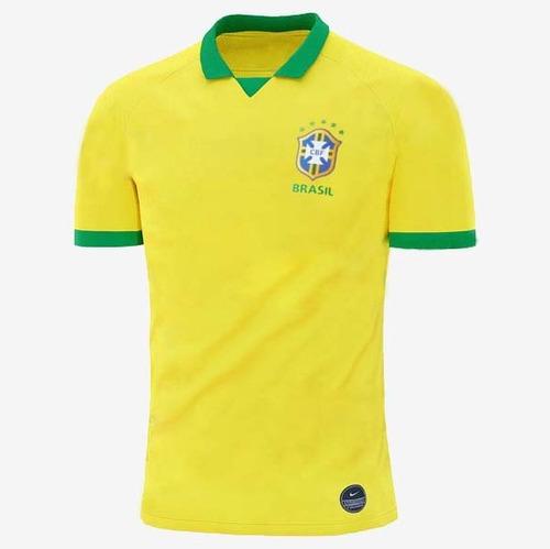 camiseta futbol brasil 2019 envío gratis