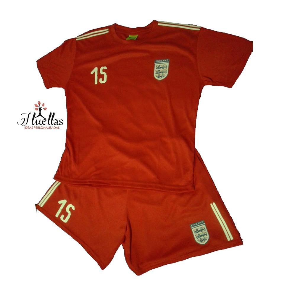 92cc505e02d9b camiseta fútbol niño de inglaterra se personaliza a tu gusto. Cargando zoom.