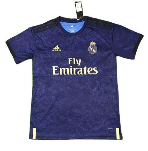 6f873a57c3 Camiseta Futbol Real Madrid Azul 2019 2020 Envío Gratis - $ 1.490,00 ...