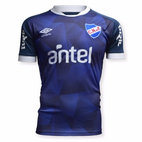 camiseta golero sin sponsors club nacional de football 2017