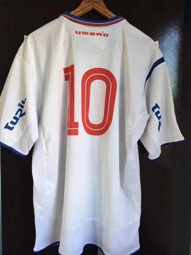 camiseta nacional mercedes benz 2006 talle l