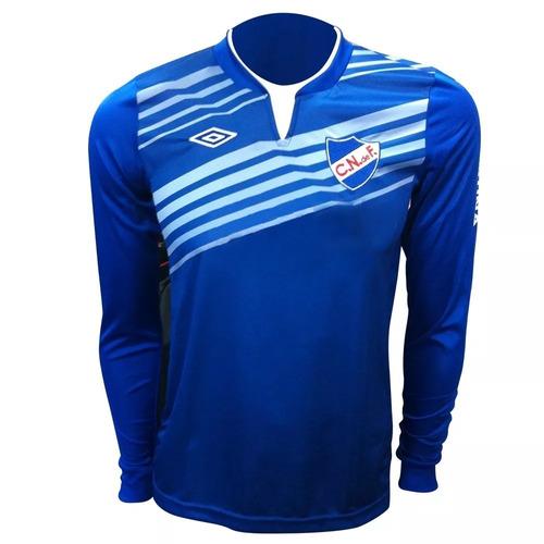 camiseta nacional umbro 2 de golero para hombre super oferta