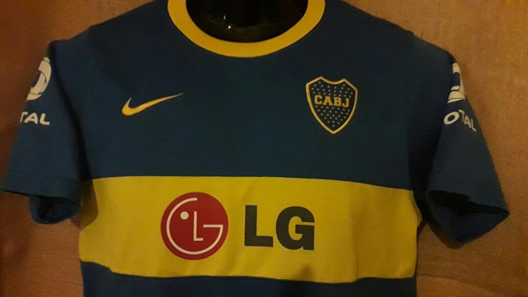 1af59f4ef96f3 De 900 Argentina Nike Lg En 00 Camiseta Juniors Mercado Boca qgwOt