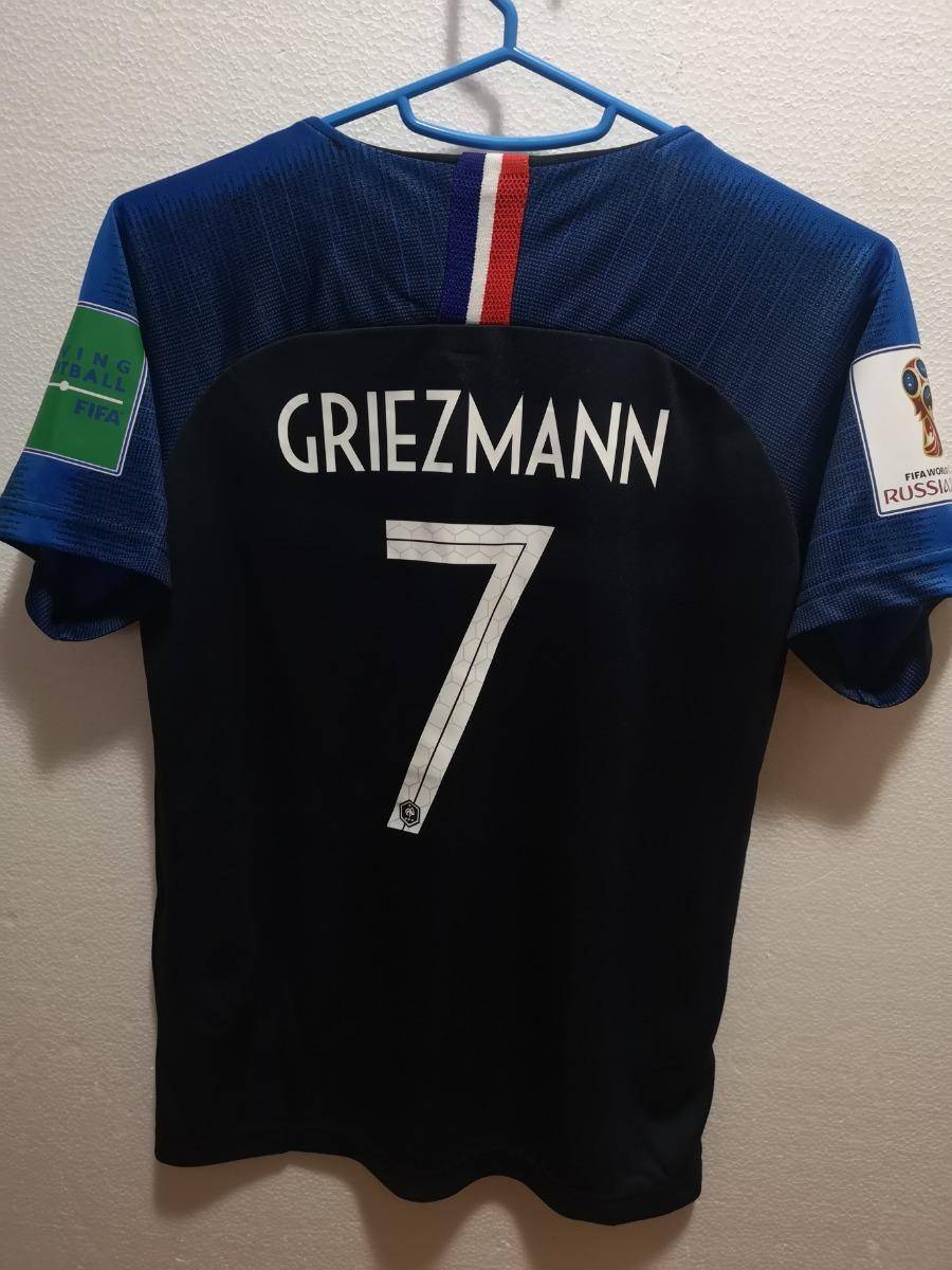 52678889e2370 camiseta niño francia 2018. griezmann. original. Cargando zoom.