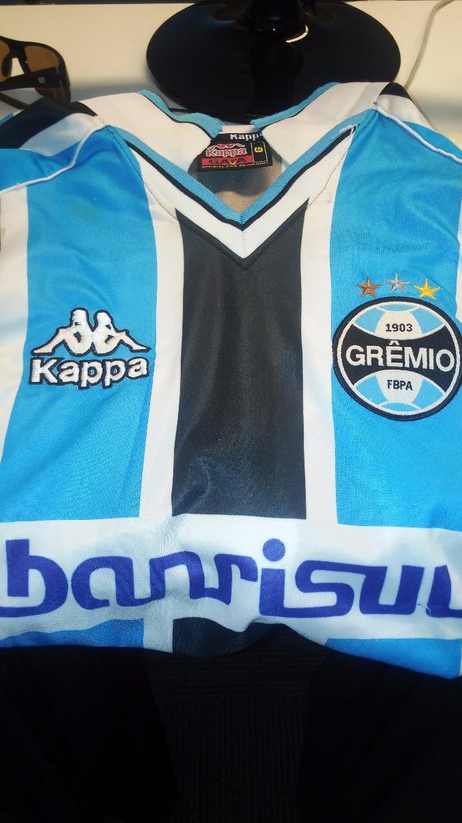 camiseta oficial gremio porto alegre brasil temporada 2001. Cargando zoom. e749cfbac2c59