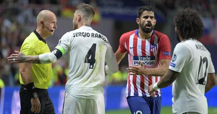 Camiseta Real Madrid 2019 adidas 100% Original Sergio Ramos ... 45b03185aa9cc