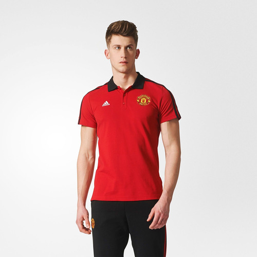 camiseta remera polo manchester united 2017 urbana unico