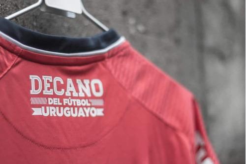 camiseta remera umbro nacional alternativa c/sponsor 2019