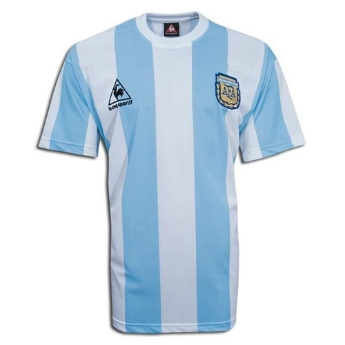 camiseta retro argentina 86  por encargue casacas uy