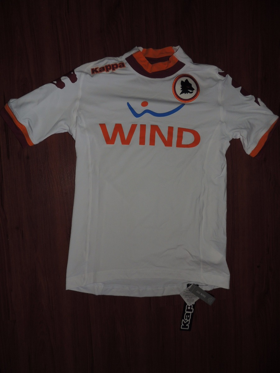 camiseta roma kappa ajustada blanca talle s nueva etiquetas. Cargando zoom. 075ddf307fc9b