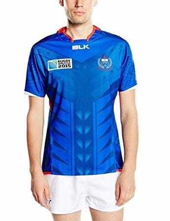 camiseta rugby samoa blk rwc 2015 original locatario talle m