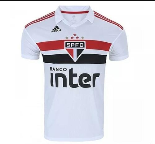 camiseta san pablo de brasil 2018
