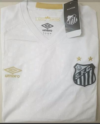 camiseta santos 2018