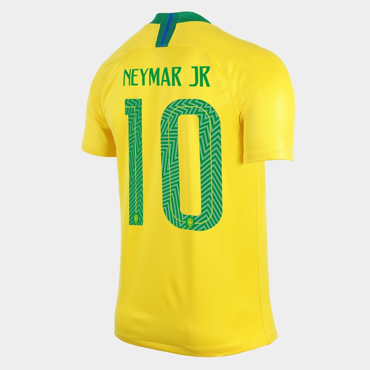 Camiseta Seleccion Brasil Rusia 2018 Neymar Jr - $ 1.699,00 en Mercado Libre