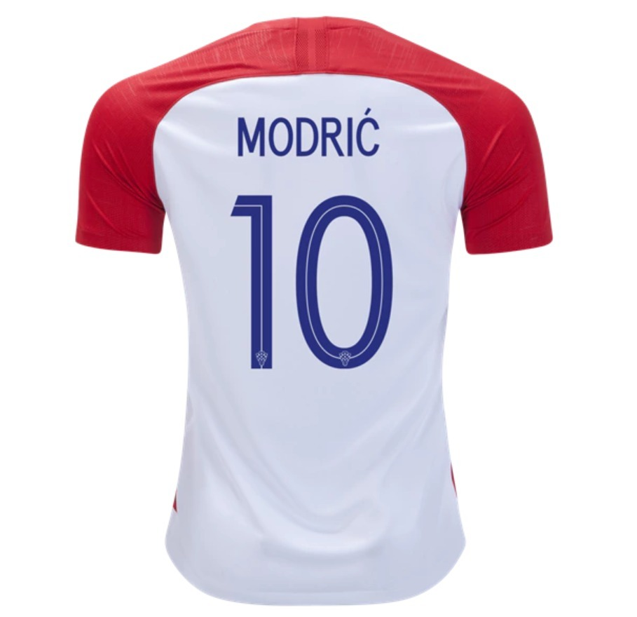 2c0aebe7e695c Camiseta Seleccion De Croacia Luka Modric -   1.699