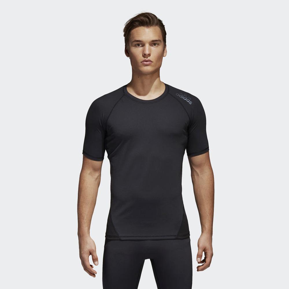 camiseta térmica adidas alphaskin running para hombre. Cargando zoom. d3c5315b86cc6