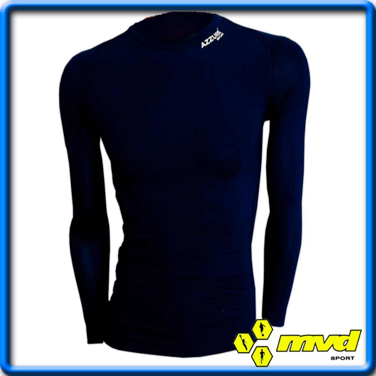 Camiseta Térmica Fútbol Todos Los Deportes Tela Doble Piel ... f4aa6e15c6eb0