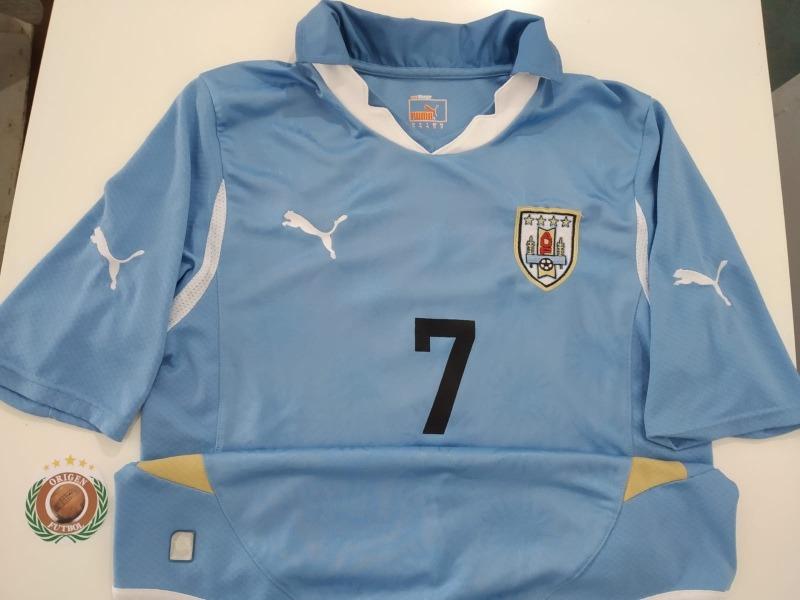 f32646706a5 camiseta uruguay 2010 cavani  9. Cargando zoom.