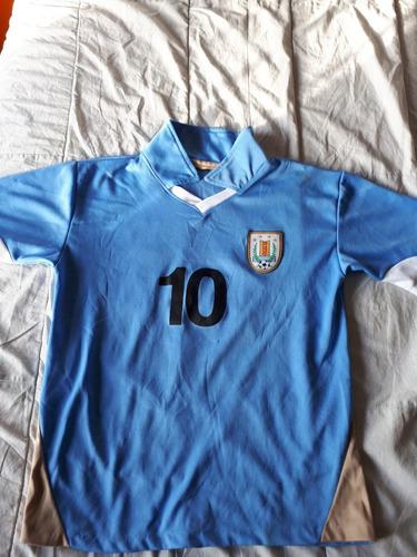 camiseta uruguay