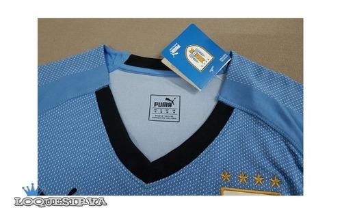 camiseta uruguay mundial rusia