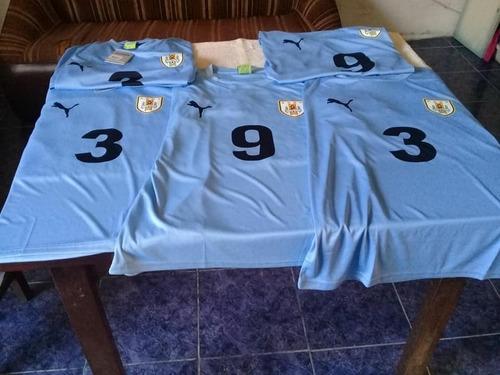 camisetas de uruguay