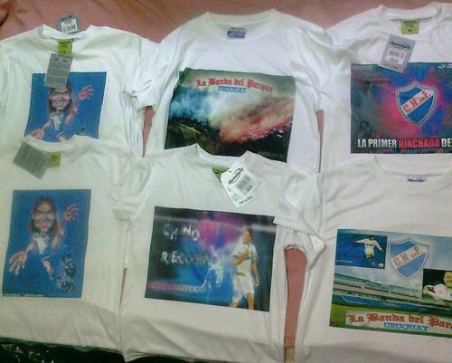 camisetas estampadas para niño de nacional