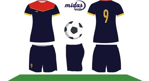 camisetas personalizadas para equipos de futbol 5 y 11