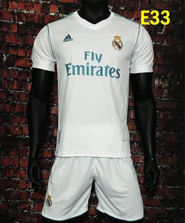 Camisetas + Short Equipos Europeos Por Encargue -   1.990 34366965f3a5f