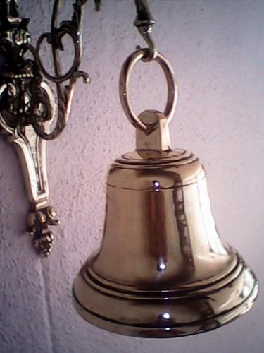 campanas de bronce medianas  de 20  x 20  23 x 23
