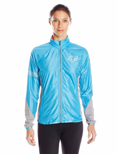 campera ciclismo deportiva jacket diffuse 2 women fox