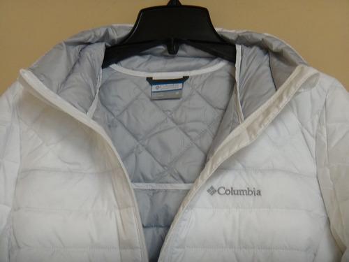 campera columbia -nueva con etiquetas -  con stock