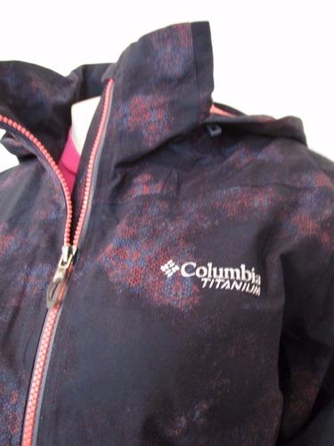 campera columbia shreddin