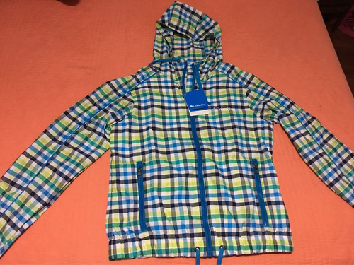 campera columbia talle m