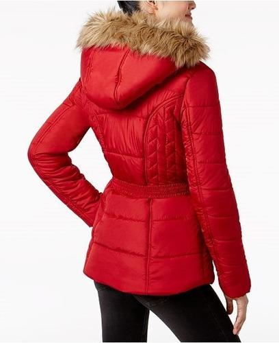 campera de mujer con capucha de invierno - 0248 - senec