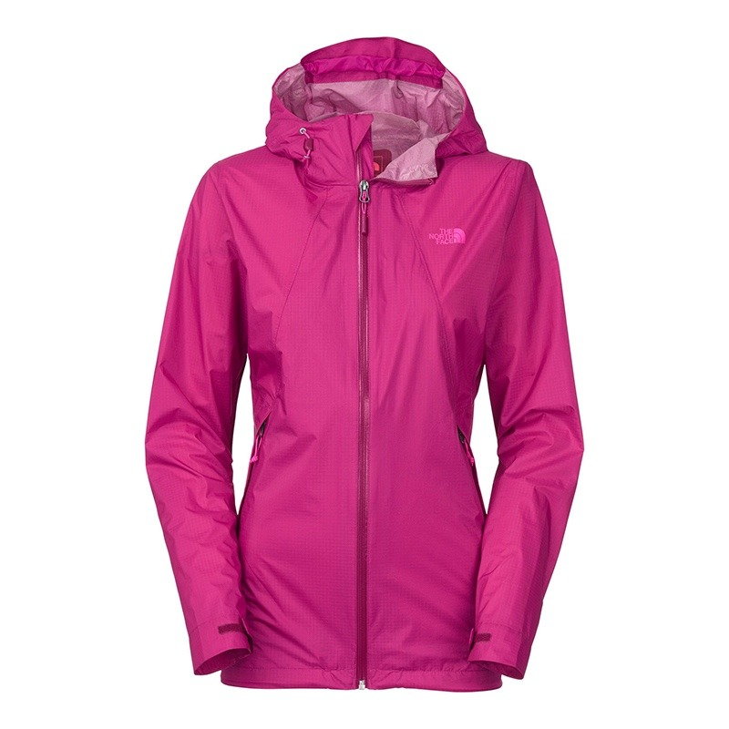 campera impermeable the north face