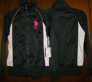 campera us polo assn active de dama talle s