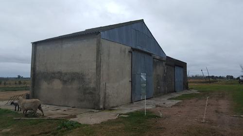 campo de 23 hectareas pegada al pueblo,casa,barbacoa,galpon