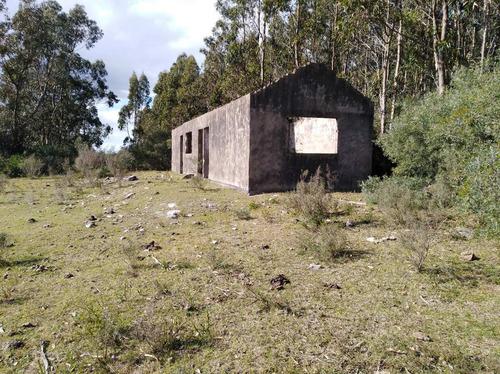 campo dos fracciones, 1 con casa
