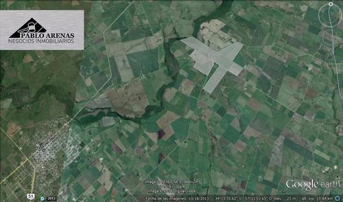 campo en venta en colonia - 279 has nueva helvecia - #214
