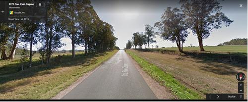 campo, terreno de 5.5 hectáreas. montevideo rural
