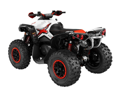 can am renegade xxc 850